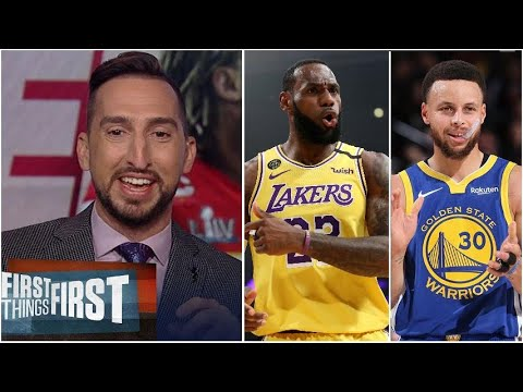 Warriors vs. Lakers score: LeBron James clinches 7-seed with clutch ...