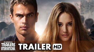A Série Divergente: Convergente Trailer Oficial legendado (2016) HD