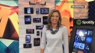 #BracketTips: Ginger Zee