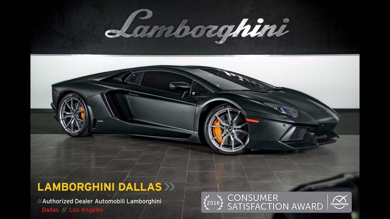 2014 Lamborghini Aventador LP 700 4 Nero Nemesis L0905   YouTube