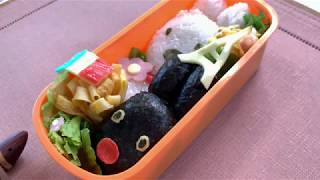 Anime Character Lunch Box &quotGaspard et Lisa&quot