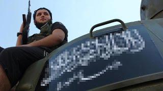 مظاهرات ضد جبهة النصرة تعم معرة النعمان دعما للفرقة 13