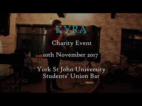 Kyra Charity Event 10/11/2017