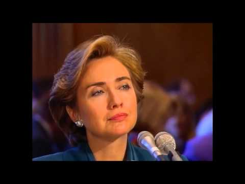 Watch Hillary's Face as She Endorses A New National 25% Gun Tax