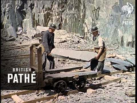 Slate Quarry Beware - Other Colour Pics Share This Title (1962)