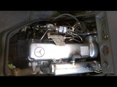 Sonido motor om 616 (mb 180) recien cambio pata motor y regulacion de valvulas