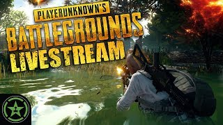 Achievement Hunter Live Stream - PLAYERUNKNOWN'S Battlegrounds