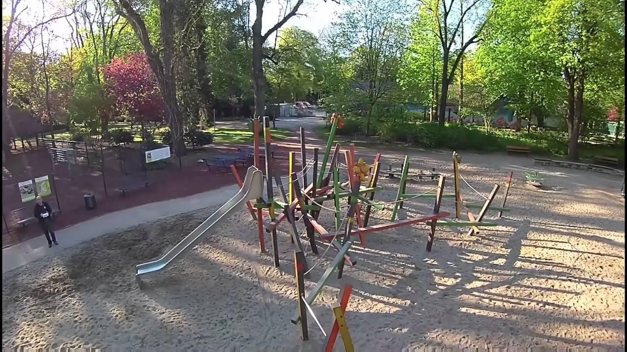 05. Mai 2016 Bunter Garten Neuer Spielplatz