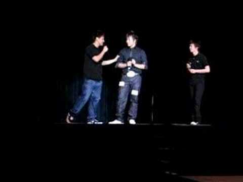 Joe Li @ First Round of UCD HKSA Karaoke Contest 1/3