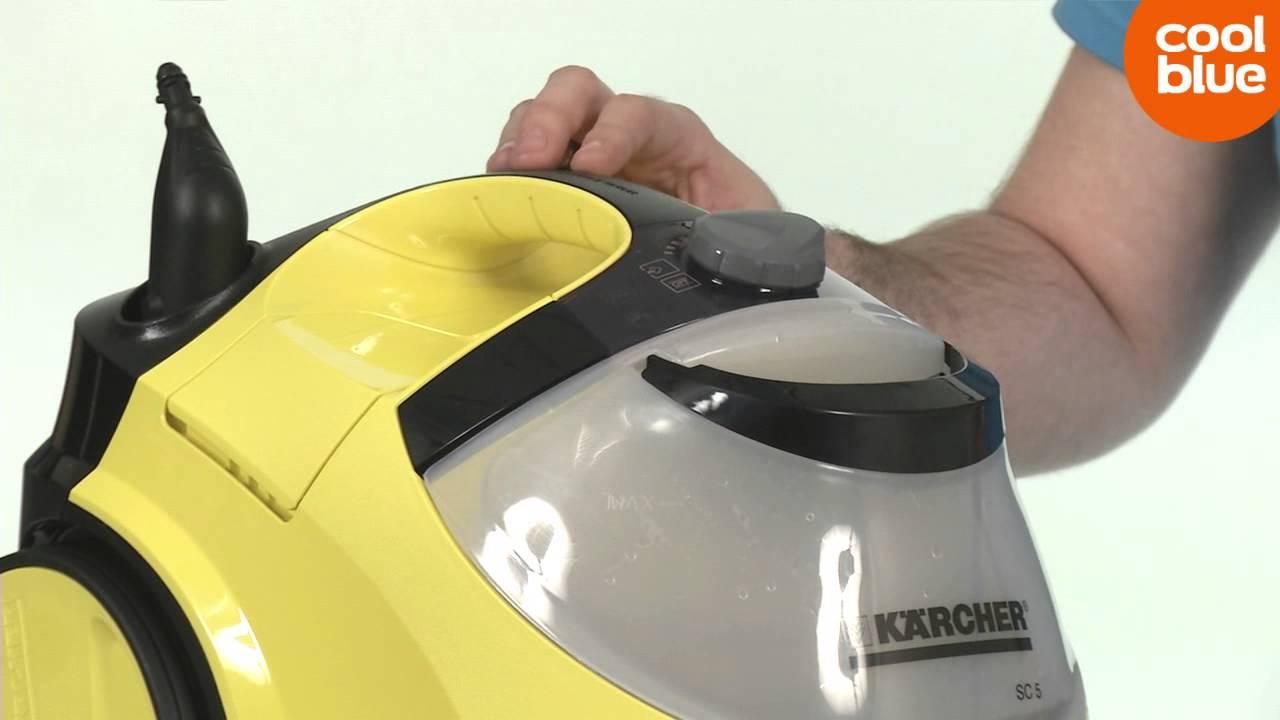 Karcher sc5 stoomreiniger productvideo nl be youtube - Karcher sc5 premium ...