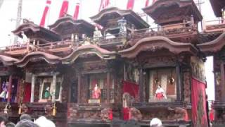 神前神社前祭礼 (亀崎潮干祭 2009)