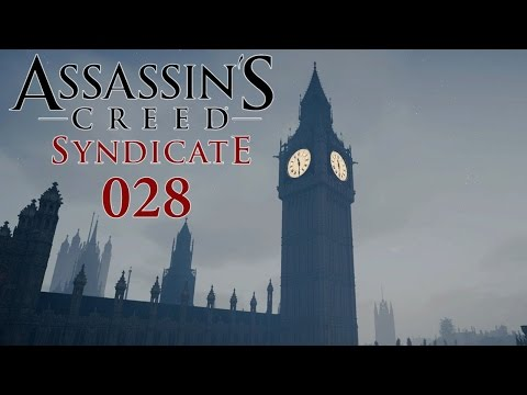 ASSASSIN'S CREED SYNDICATE #028: Das Londoner GRUSELHAUS «» Let's Play AC Syndicate