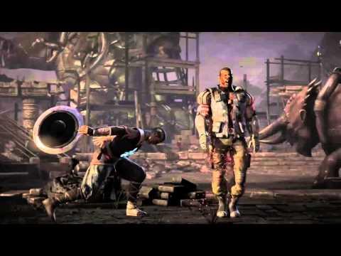 Mortal Kombat X Klassic Fatality Pack 2