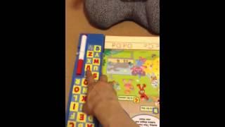 1歳6ヶ月頃から、気付くとチョロチョロ読み始めていたアルファベット。 ...