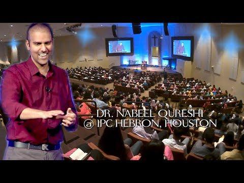 Dr. Nabeel Qureshi Speaks @ IPC Hebron Houston | June 25, 2017