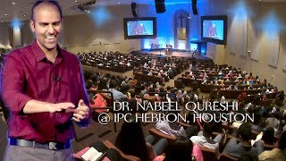 Dr. Nabeel Qureshi's Last Public Speech - Full Version @ IPC Hebron Houston