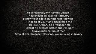 Machine Gun Kelly - Rap Devil (Eminem Diss) KARAOKE