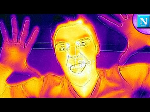 Myth Busting With Infrared: Ft. Physics Girl