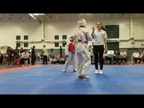 Niko Uc Open Tkd Berkeley 2017