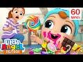 Genug genascht, klein Joni | Schoko, Kekse, Süßigkeiten | Little Angel Deutsch - Kinderlieder