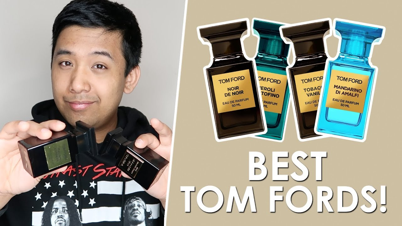TOP 5 TOM FORD PRIVATE BLEND FRAGRANCES!   CascadeScents - YouTube 9b9f49443257