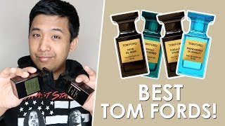 TOP 5 TOM FORD PRIVATE BLEND FRAGRANCES! | CascadeScents