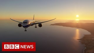 Microsoft Flight Simulator: The entire world in a game - BBC News