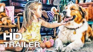 СОБАЧЬЯ ЖИЗНЬ 2 Русский Трейлер #1 (2019)  Деннис Куэйд
