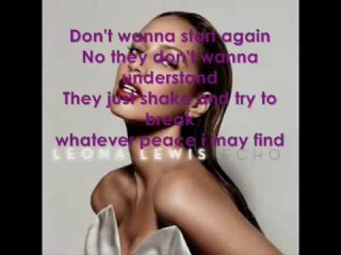 Leona Lewis- My Hands Karaoke.wmv