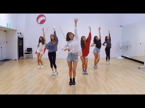 Apink (에이핑크) - FIVE Dance Practice (Mirrored)