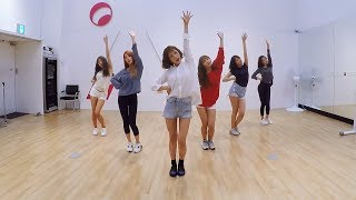 Apink (에이핑크) - FIVE Dance Practice (Mirrored)
