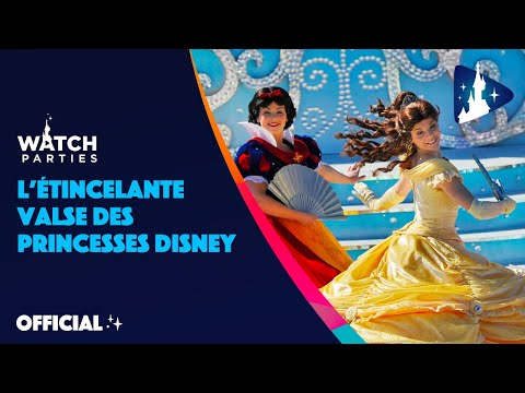 Replay Une Valse De Conte De Fees Avec Les Princesses Disney