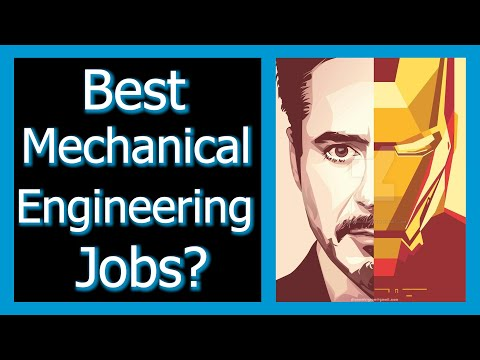Jobs for Mechanical Engineers? | What is Mechanical Engineering?