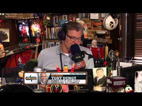 Tony Dungy on Pats spying in locker room (8/20/15)