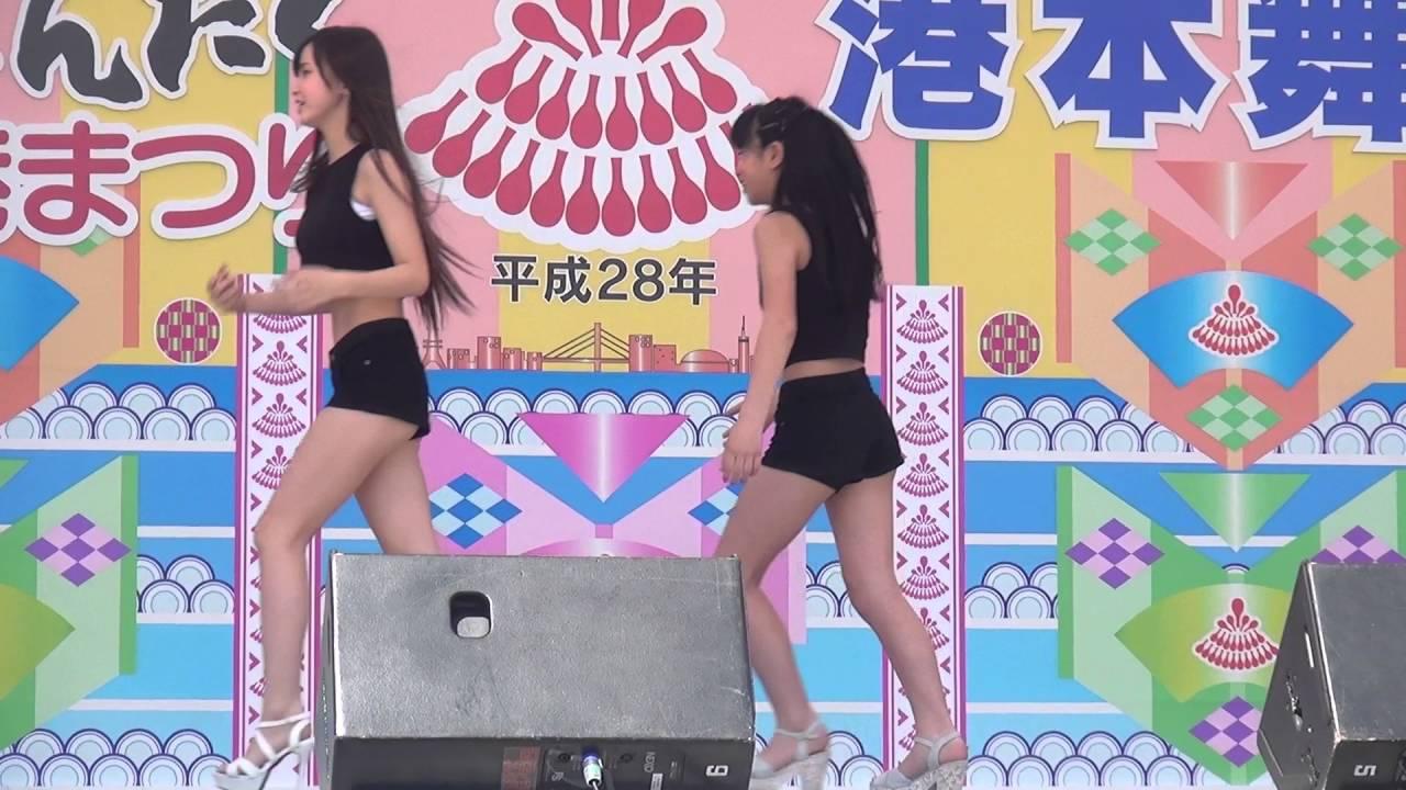 2016/5/4  第55回博多どんたく港祭り 港本舞台 ①