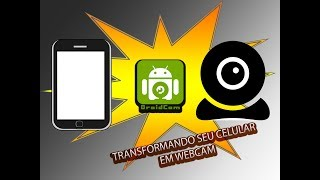 Transforme seu celular em webcam e como configurar no OBS!
