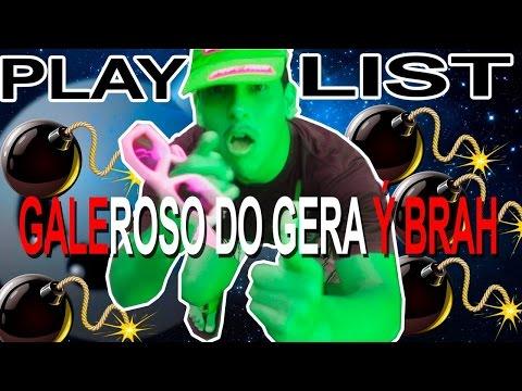 PLAYLIST DO BREGA DO SARRO #TôNoTube #GaLeRosO