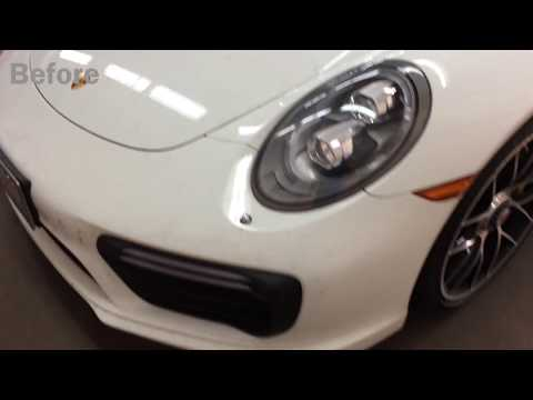 Porsche 911 Turbo S High-End Detailing by RS AUTO SPA