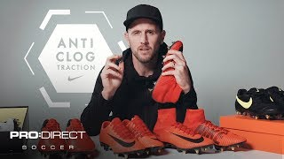 Pro:Direct Soccer | Talk: Nike Anti-Clog Traction | Ep.1 | 20 years in the future