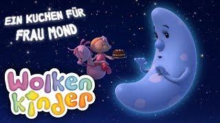 Ein Mondsteinkuchen für Frau Mond |Wolkenkinder