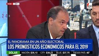 """Manuel Adorni en """"A24 Primera tarde"""" con Paulo Vilouta; por A24 - 31/01/19"""