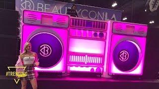 Video Beautycon LA ft. Gigi Gorgeous, Tessa Brooks, Liane V & More! //  Trending All Day download MP3, 3GP, MP4, WEBM, AVI, FLV Juli 2018