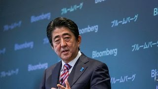 Shinzo Abe: I Have Made Japan Fulfill Its Potential