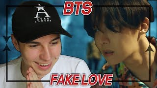BTS (방탄소년단) 'FAKE LOVE' Official MV REACTION!!!