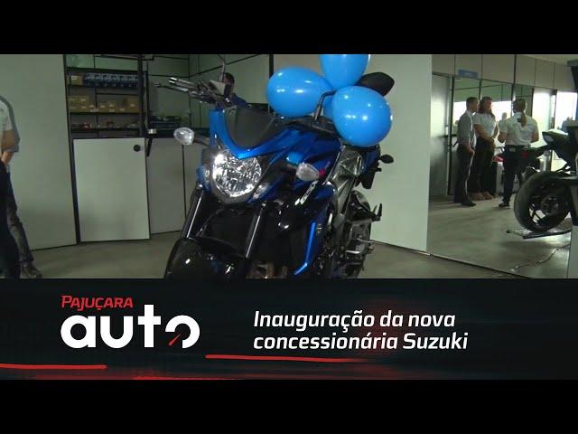 Inauguração da nova concessionária Suzuki de Maceió