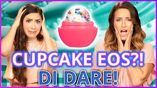 DIY CUPCAKE EOS Di-Dare w Cassie Diamond  Adrienne Finch