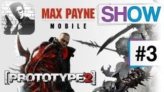 GeekWorld #3: Guild Wars 2 - Prototype 2 - Max Payne mobile