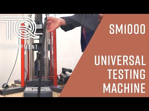 Universal Testing Machine - Strength Of Materials – TecQuipment