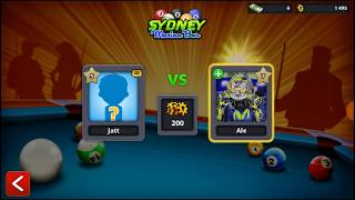 8 Ball Pool I Lost This Game |This is How I Lost my 8 Ball Pool First Match.