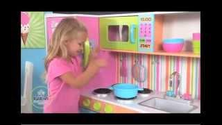 Zabawka kuchnia Deluxe KIDKRAFT